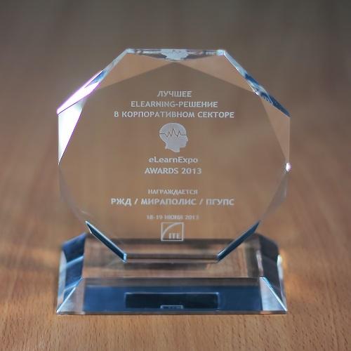 Разработка компании Mirapolis признана лучшим e-Learning-реш...